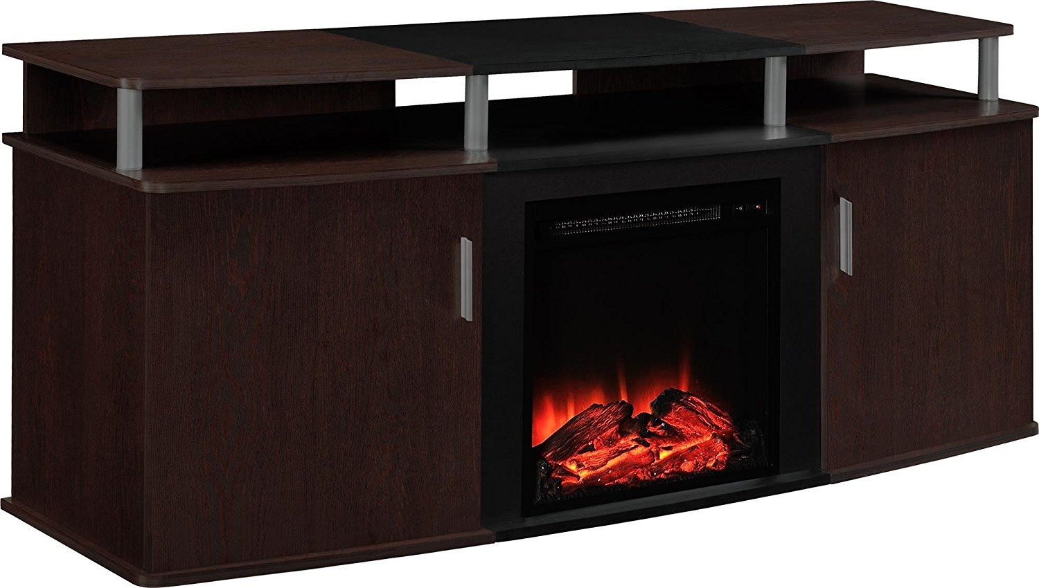 Best Electric Fireplace Amp Stoves For 2019 Reviews With