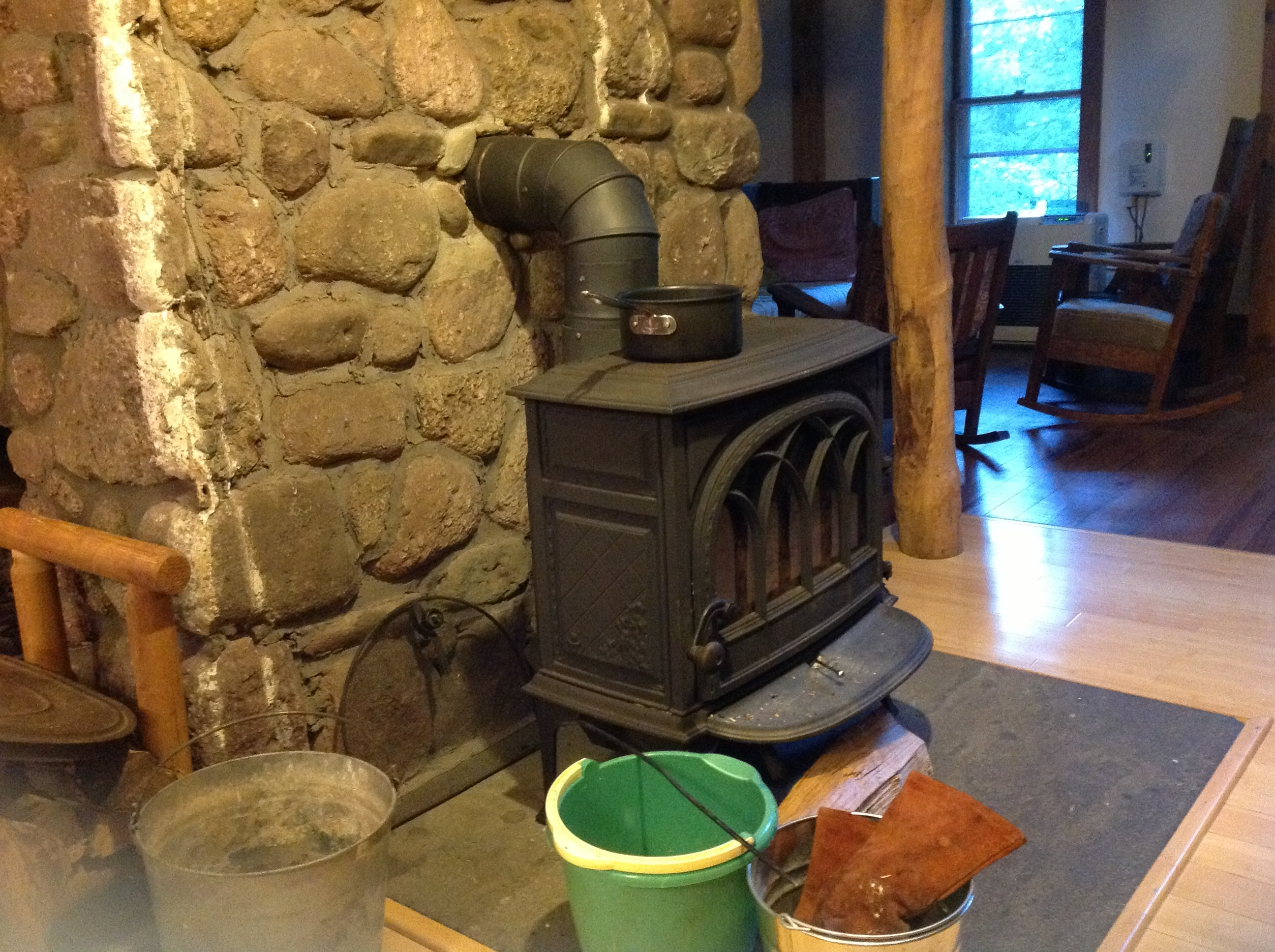 The Lowdown On Conventional Wood Fireplaces Feel The Fire