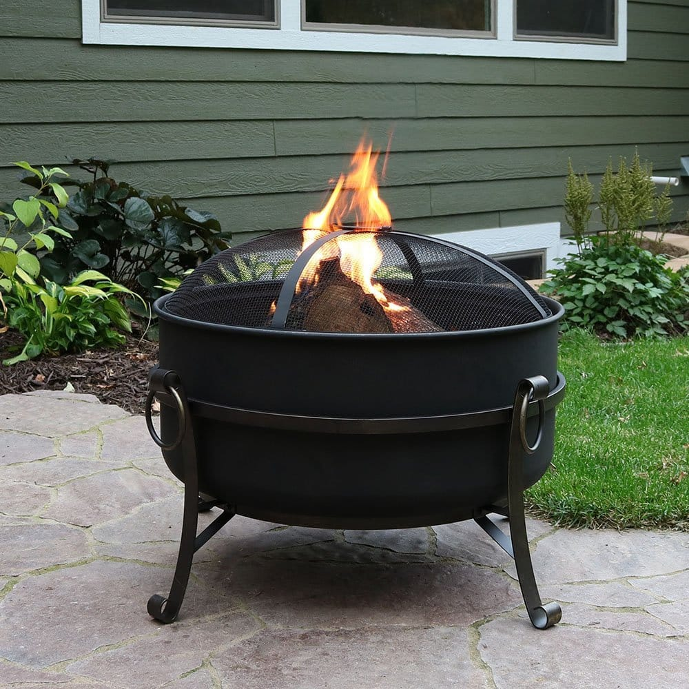 When and how to use a portable firepit feel the fire for How to build a portable fire pit