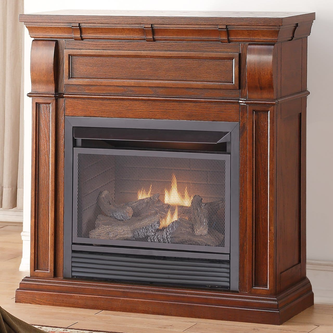 Duluth Forge Dual Fuel Vent Free Fireplace 26 000 Btu