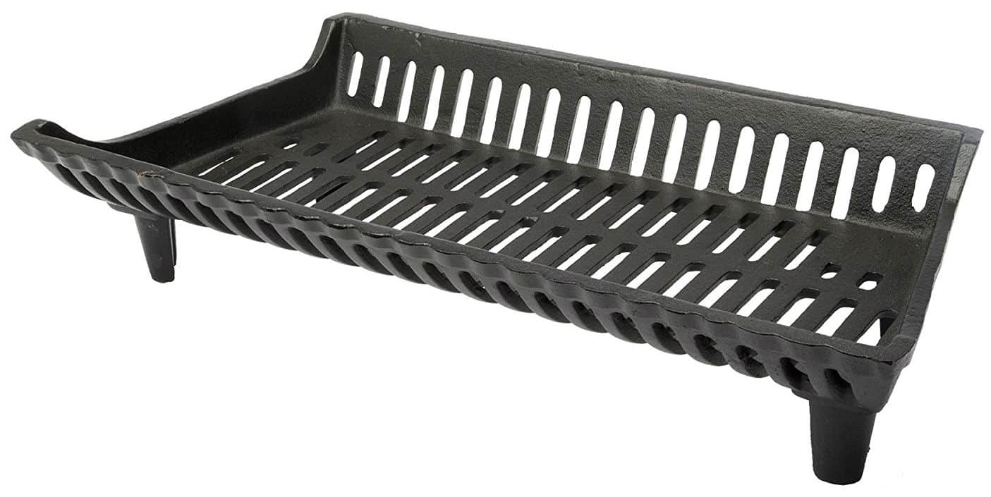 Liberty Foundry Franklin Style Cast Iron Fireplace Grate