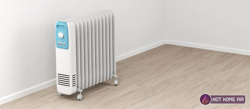 Best Oil Filled Radiator Space Heaters For 2018 Reviews