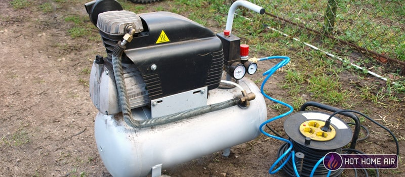 Best V Air Compressor For Painting