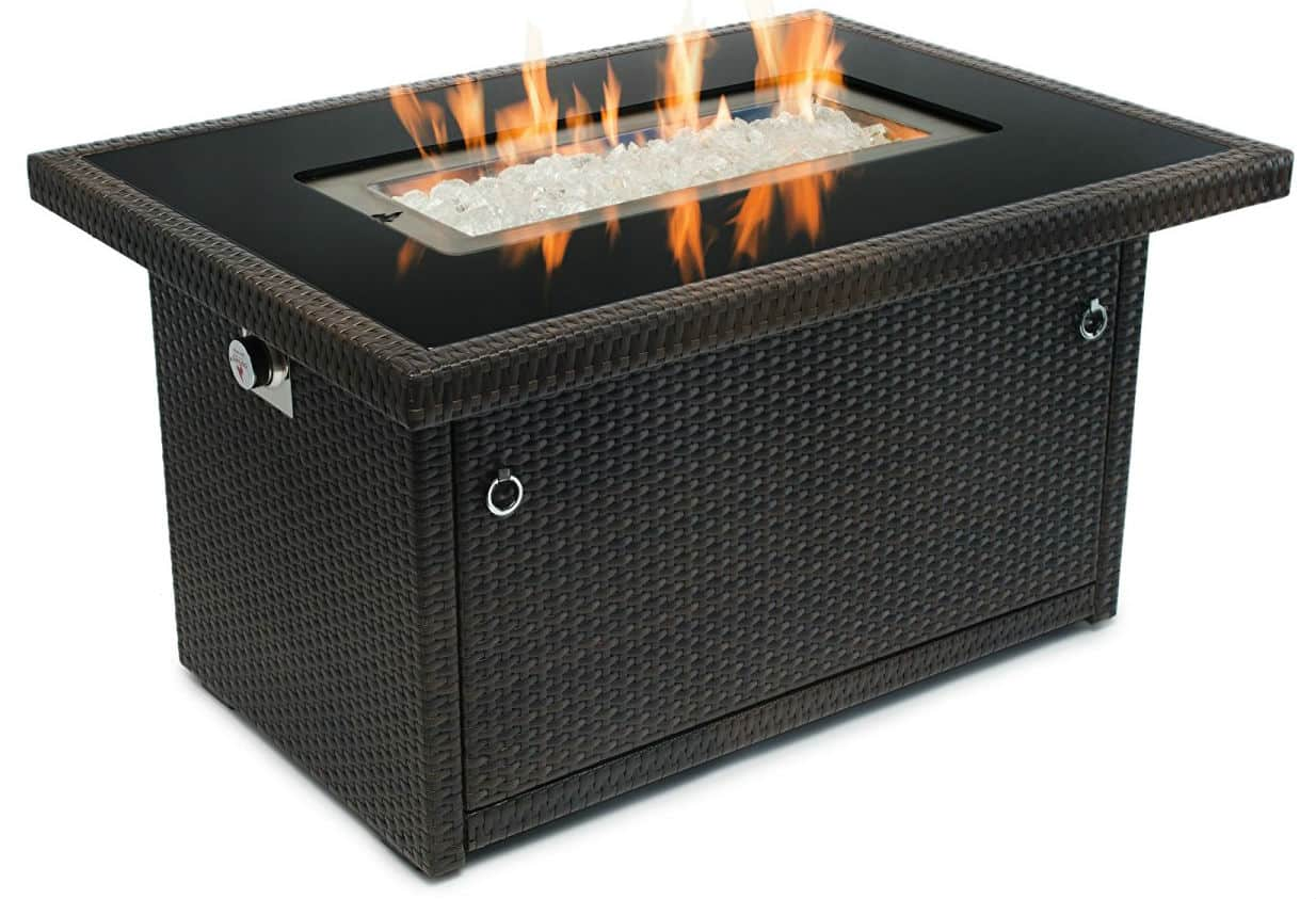 What Fire Pit Is Safe For Decks