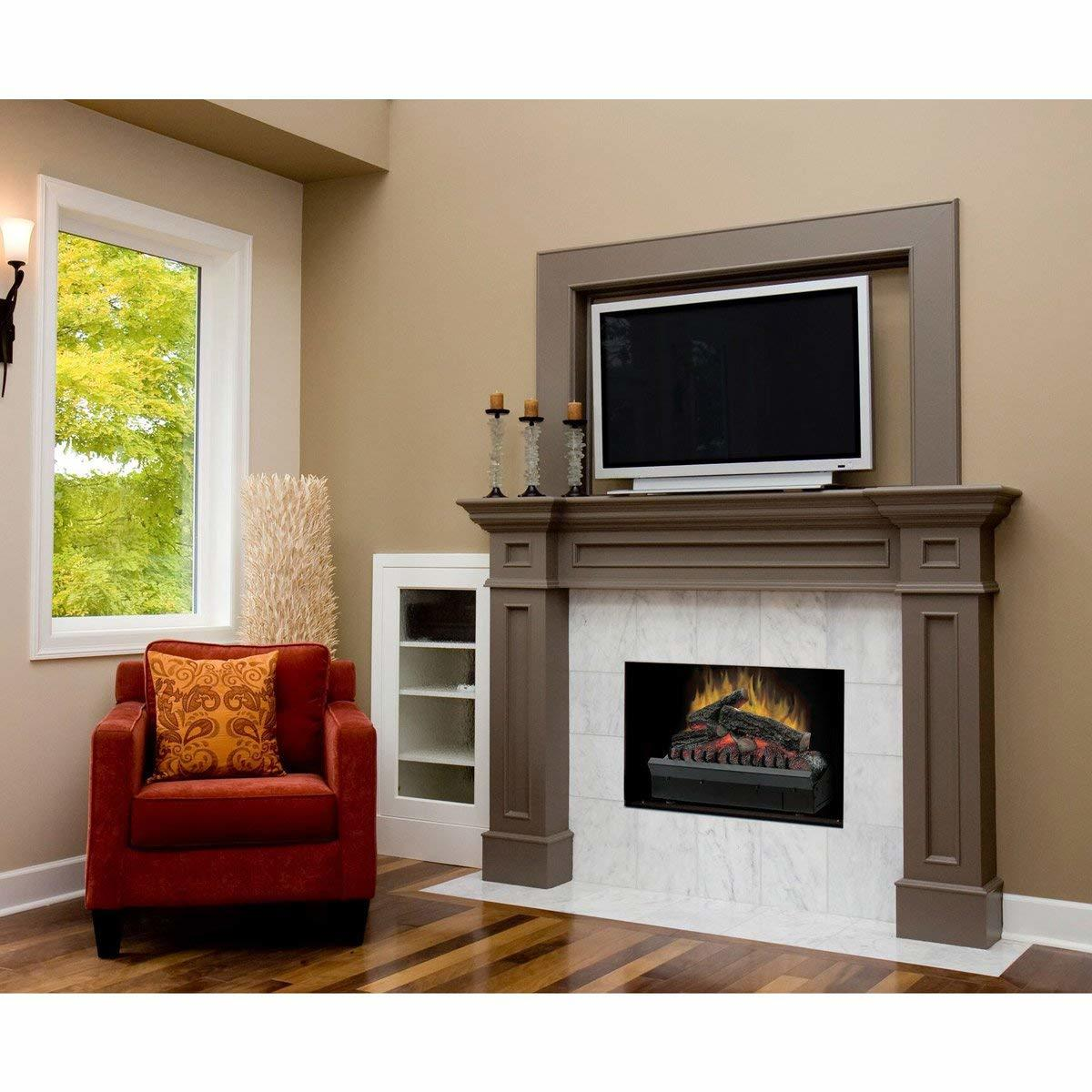 dimplex electric fireplace review