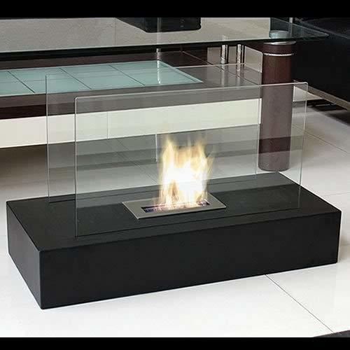 how does an ethanol fireplace work like this one from NU-Flame